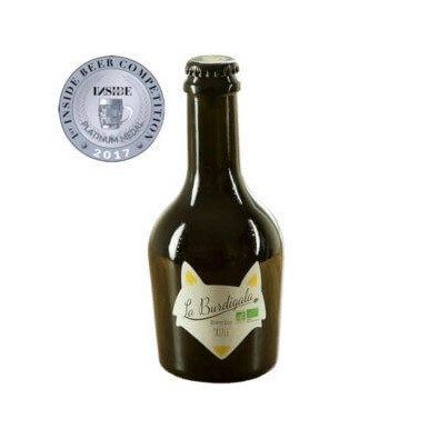 Bouteille de bière Burdigala Triple