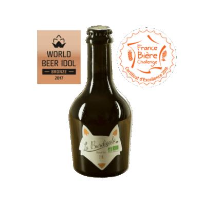 Bouteille de bière Burdigala IPA