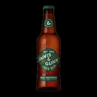Bouteille de bière Innis & Gunn Lager