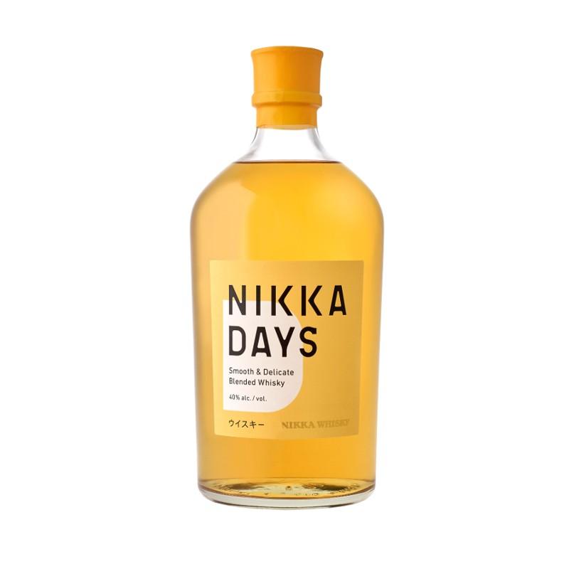 Bouteille de whisky Nikka Days