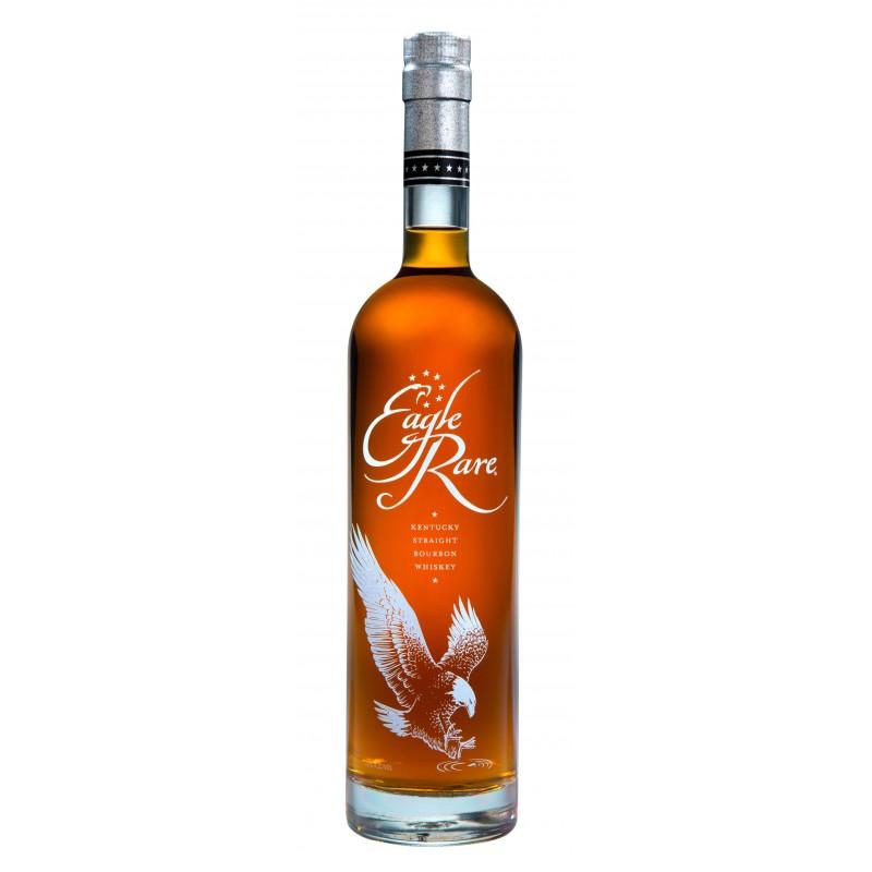 Bouteille de whisky Eagle Rare 10 ans