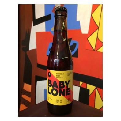 Bouteille de bière Brussels Beer Project - Babylone