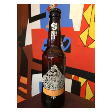 Bouteille de bière Calypso - Siren Craft Brew