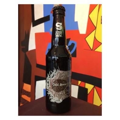 Bouteille de bière Cold Brew - Siren Craft Brew
