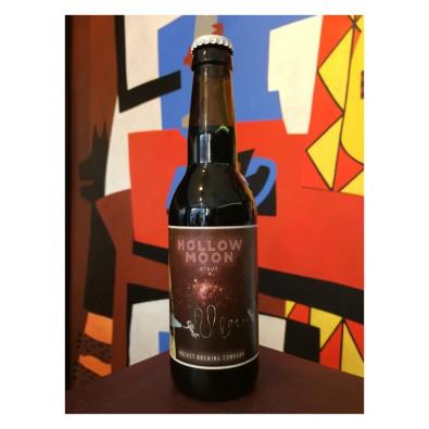 Bouteille de bière Hollow Moon - Brasserie Rocket