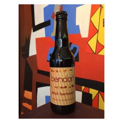 Bouteille de bière Miel Harmonie - Brasserie Bendorf
