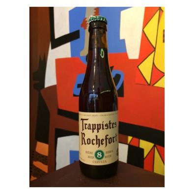 Bouteille de bière Trappistes Rochefort 8