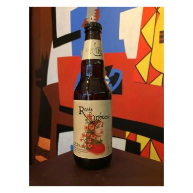 Bouteille de bière Rosée d'Hibiscus - Brasserie Dieu du Ciel