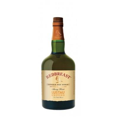 Bouteille de whisky Redbreast Lustau Sherry Finish