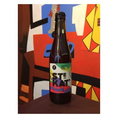 Bouteille de bière Ste Kat - Brussels Beer Project