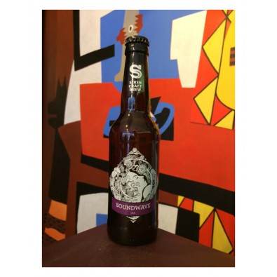 Bouteille de bière Soundwave - Siren Craft Brew