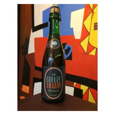 Bouteille de bière Tilquin Gueuze