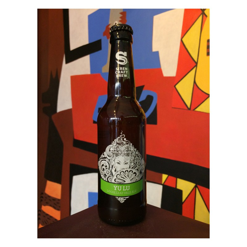 Bouteille de bière Yu Lu - Siren Craft Brew