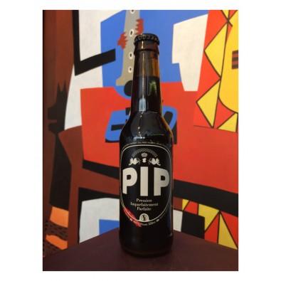 Bouteille de bière - Brasserie Pip - Stout au Piment d'Espelette