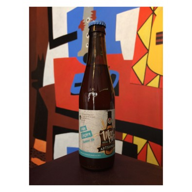 Bouteille de bière Folie Légère - Brasserie Mad'Occ