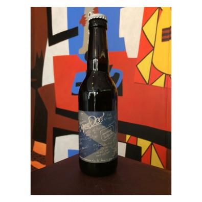 Bouteille de bière Imperial Scotch Ale - Brasserie Mad'Occ