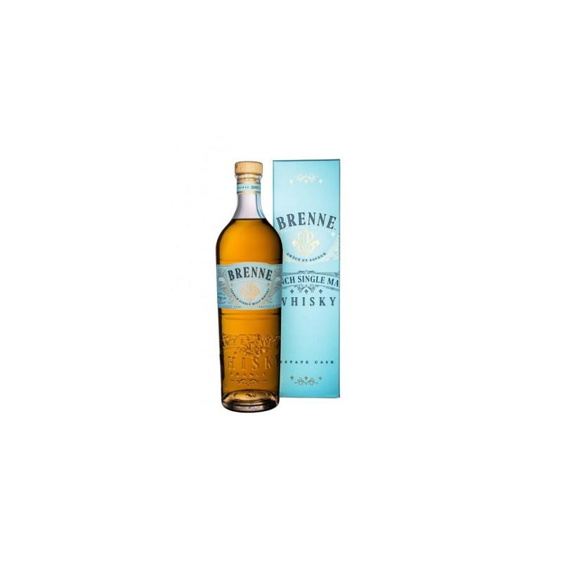 Bouteille de whisky Brenne French Single Malt