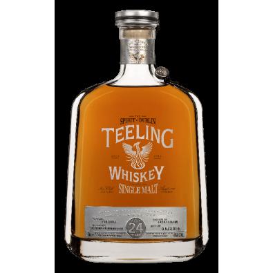 Bouteille de whisky Teeling Single Malt 24 ans