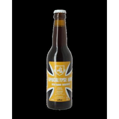 Bouteille de bière Apocalypse Now - Brasserie Sainte-Cru