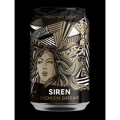 Canette de bière Siren Craft Brew Broken Dream
