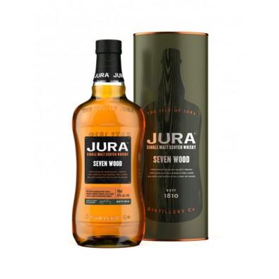 Bouteille de whisky Jura Seven Wood