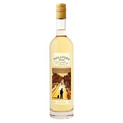 Bouteille de whisky Hellyers' Road Original - Tasmanie