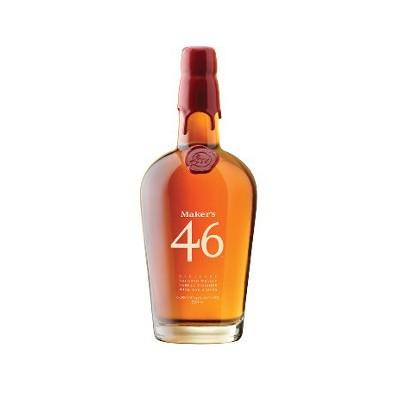 Bouteille de bourbon Maker's 46