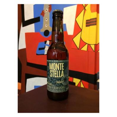 Bouteille de bière Lambrate Monte Stella