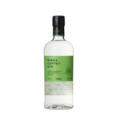 Bouteille de Nikka Coffey Gin