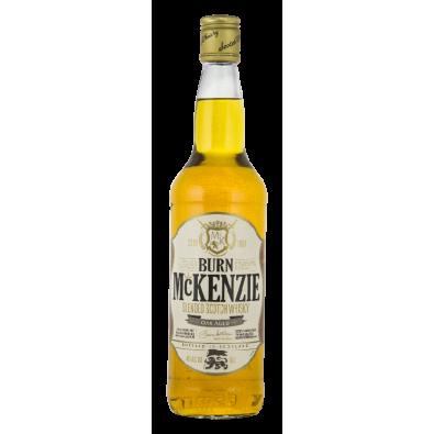 Bouteille de whisky Burn McKenzie