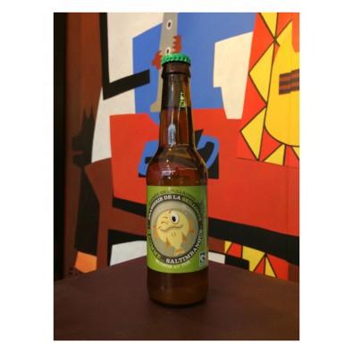 Bouteille de bière Seillonne Saltimbanque
