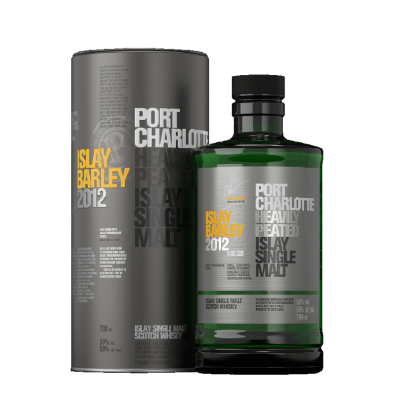 Bouteille de whisky - Port Charlotte Islay Barley 2012
