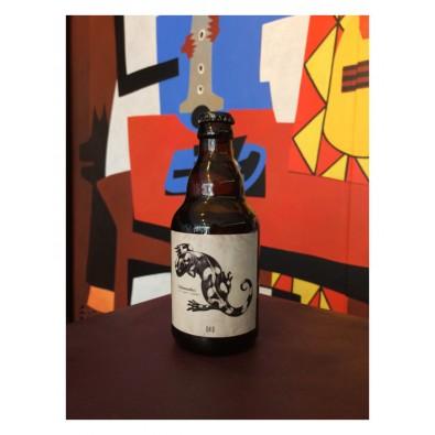 Bouteille de bière Brasserie de l'Être Salamandra